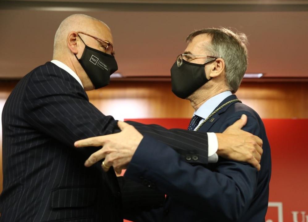 Oriol Amat i Jaume Casals