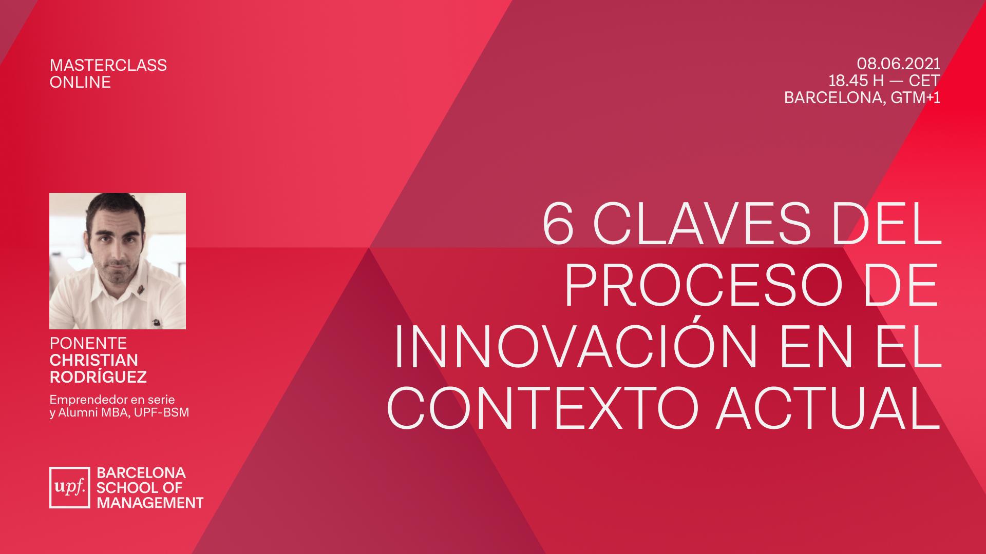 webinar innovacion master emprendimiento upf bsm