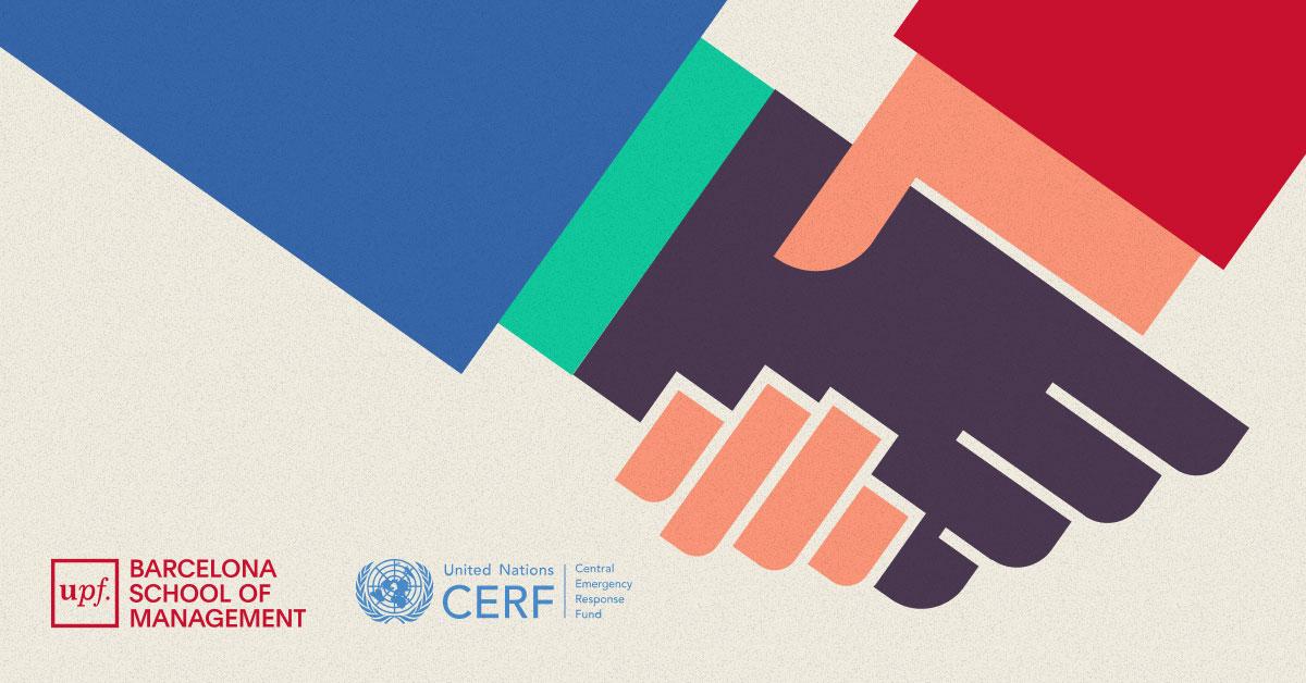 Col·laboració amb Nacions Unides