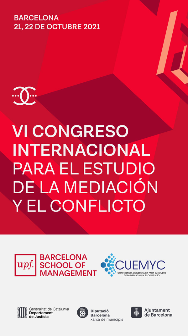 Congreso Internacional para el Estudio de la Mediación y el Conflicto